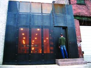 facade corten métallerie rouen le havre 76