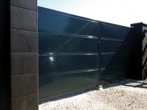 portail métallerie ferronnerie rouen